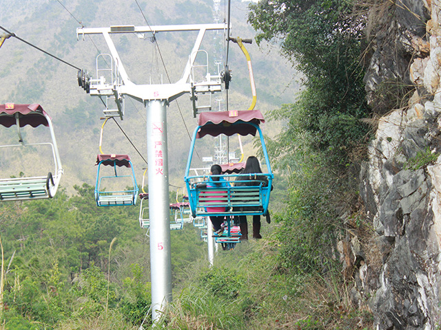 桂林尧山景区